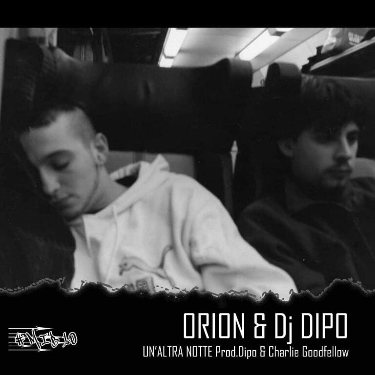 Made in Brescia 10: Orion & Dj Dipo