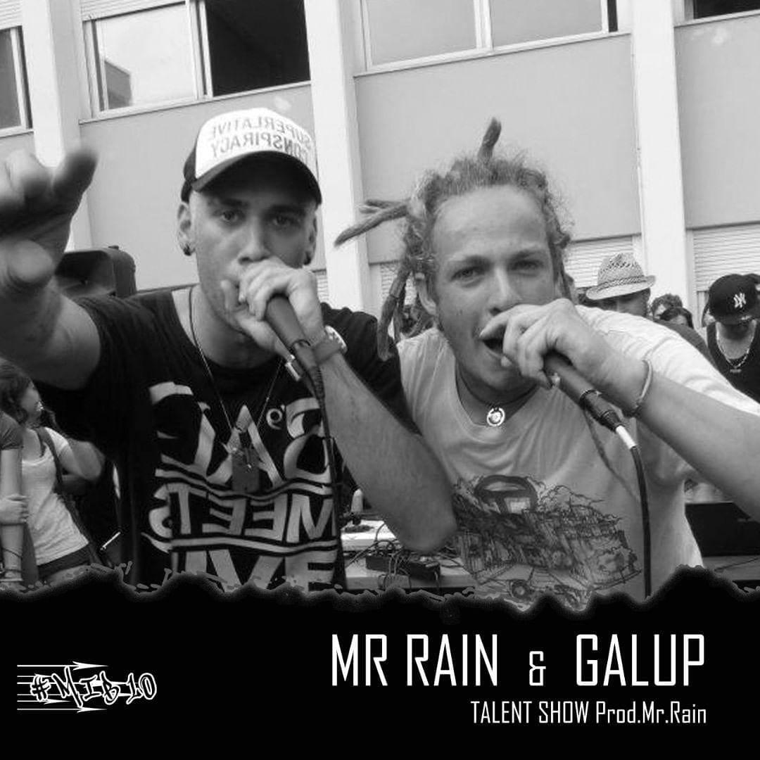 Made in Brescia 10: Mr. Rain & Galup