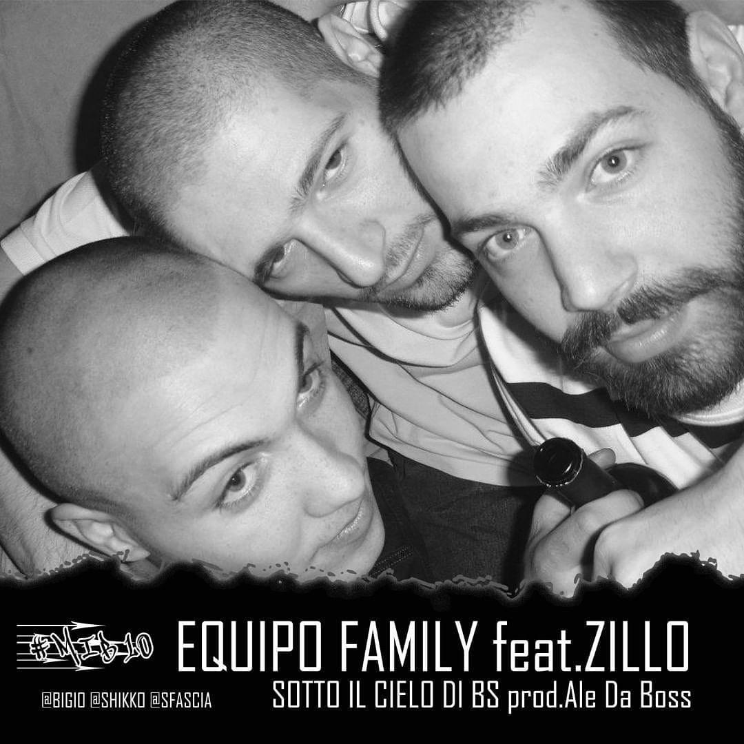 Made in Brescia 10: Equipo Family