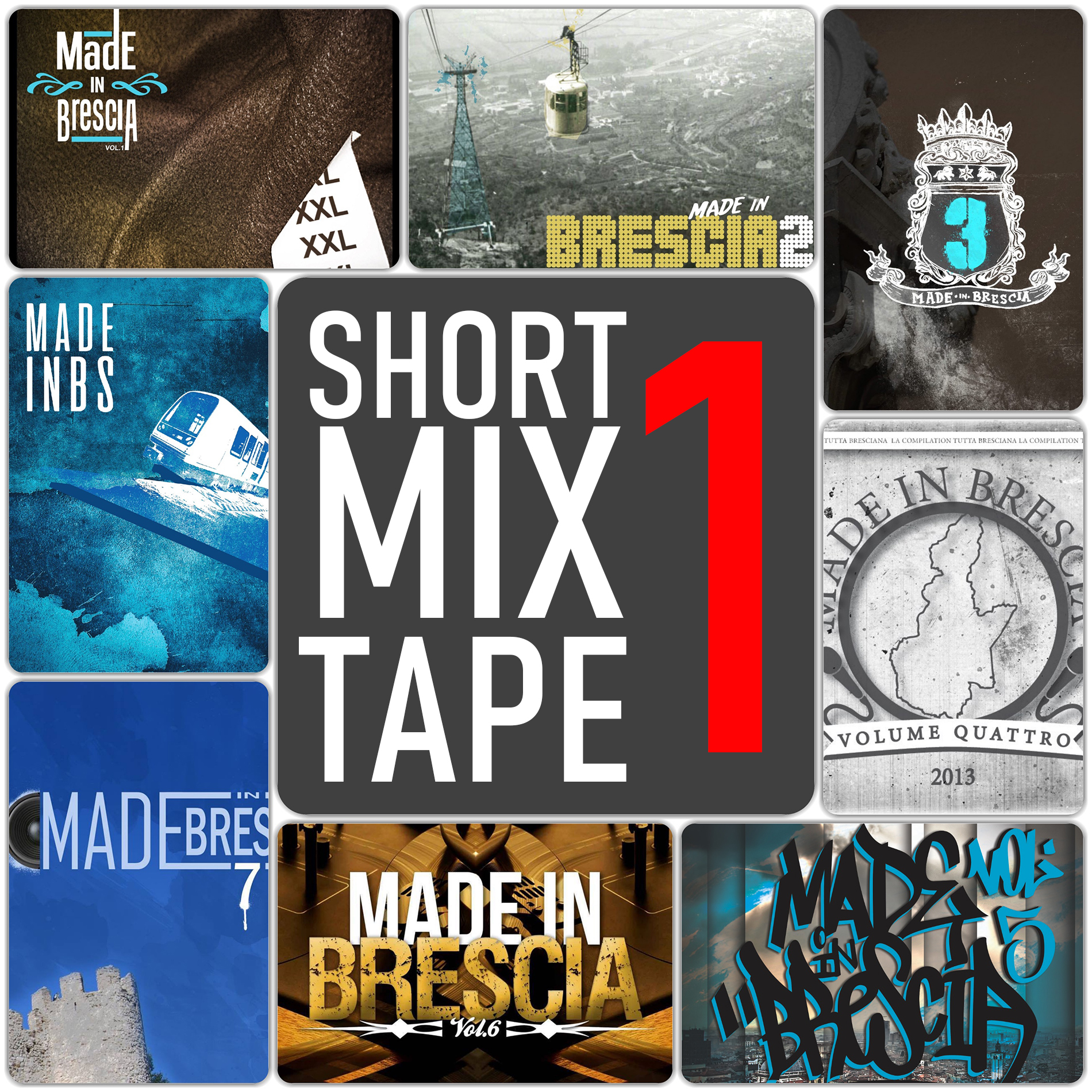 Short Mixtape Made in Brescia n°1